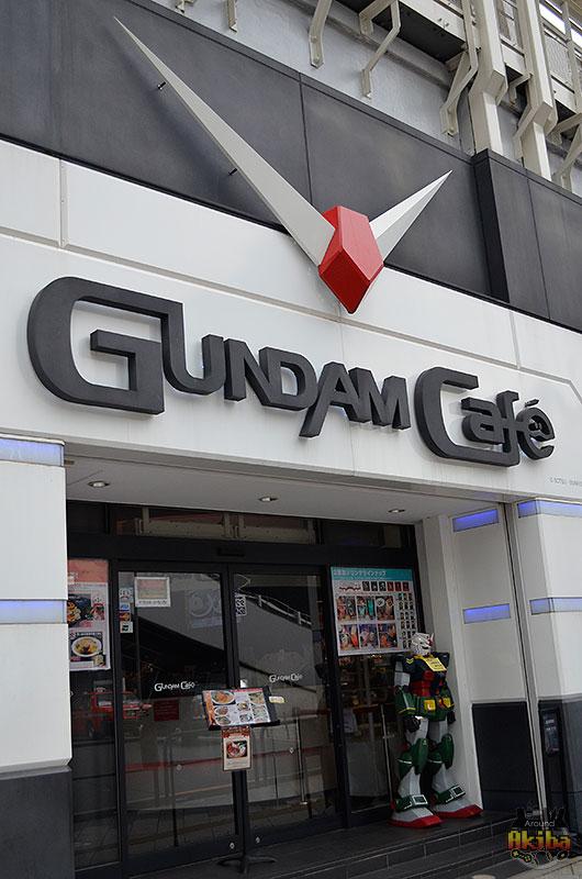 Akihabara Gundam Cafe