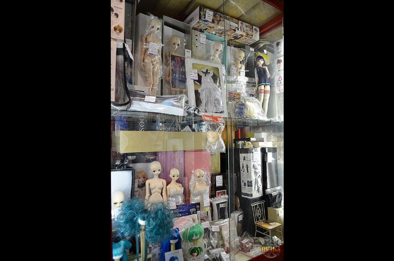 Mandarake Akihabara Floor 2