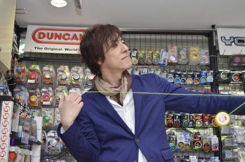 SpinGear Akihabara Taka Hasegawa
