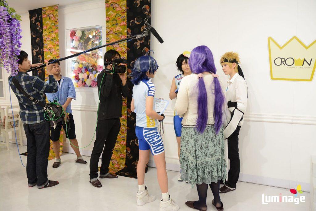 Crown Cosplay Akihabara
