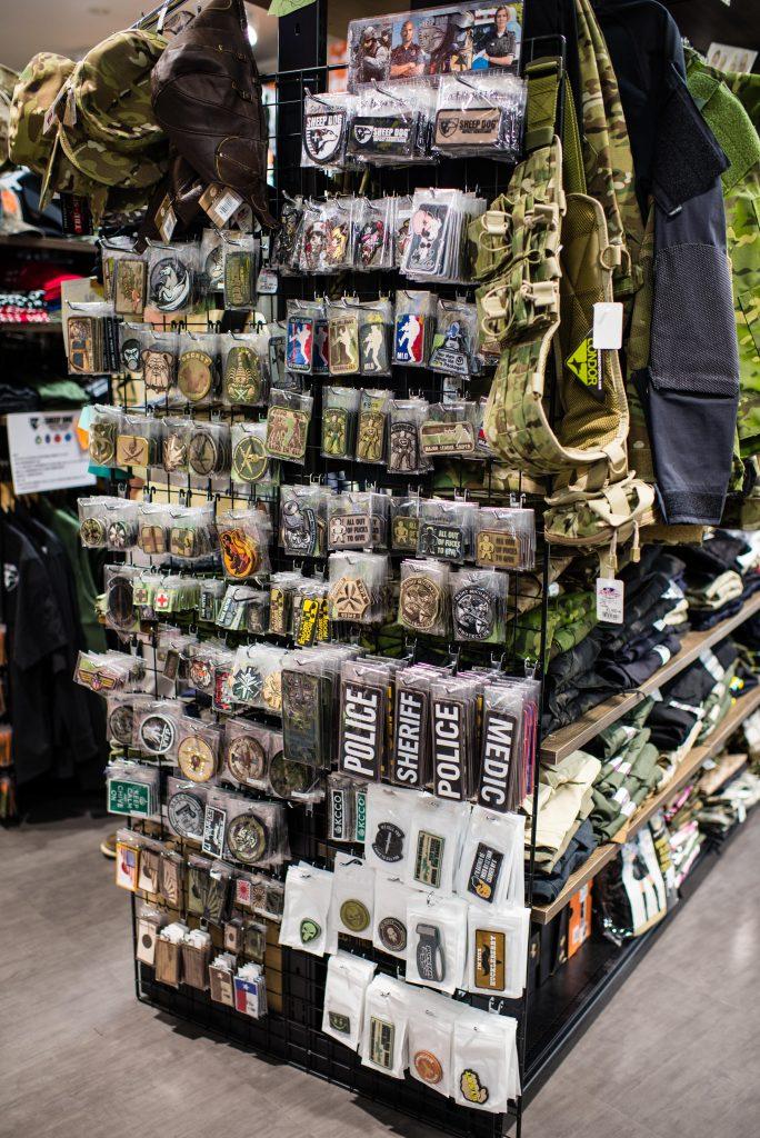 Phantom Military Supply Goods Shop