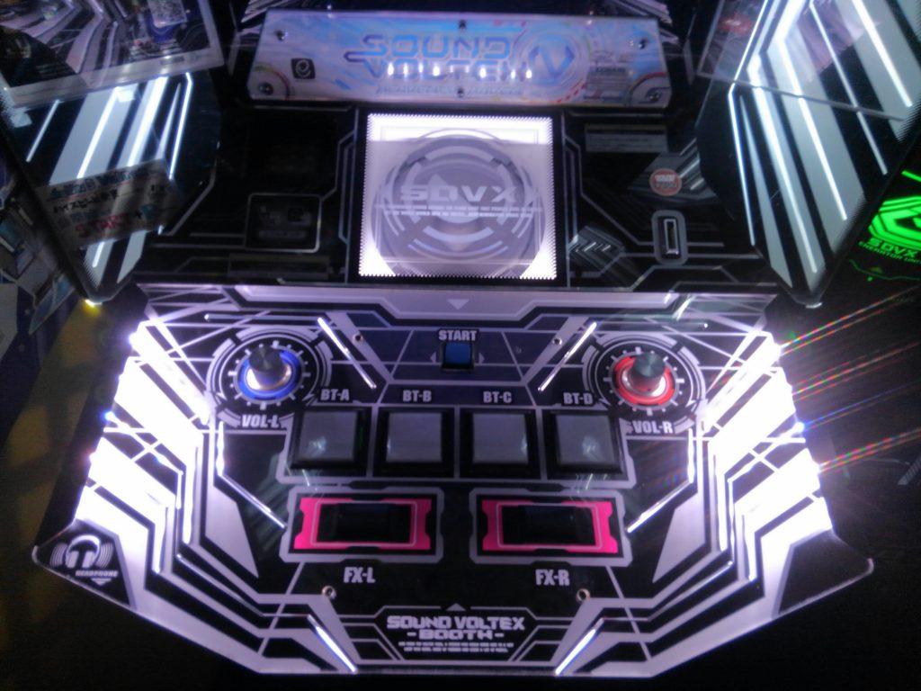Sound Voltex Pc Controller