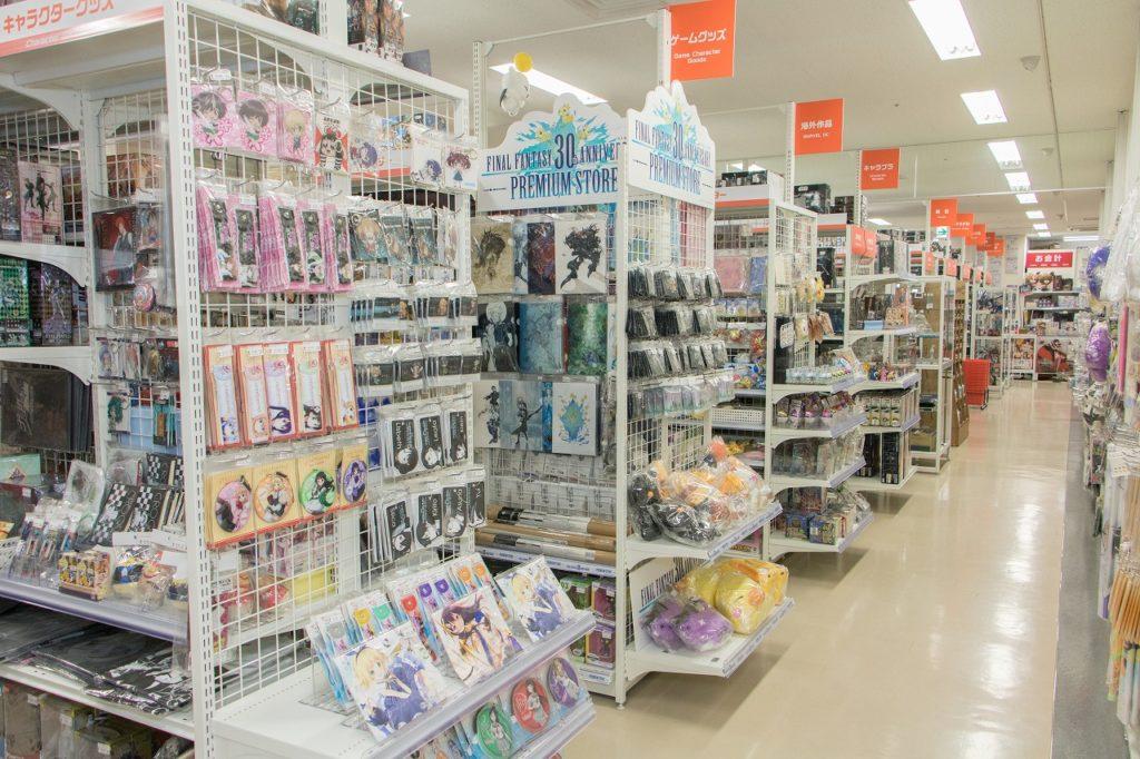AmiAmi Akihabara Radio Kaikan store
