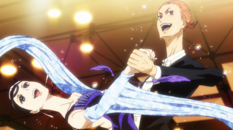 Welcome to the Ballroom anime review episode 11