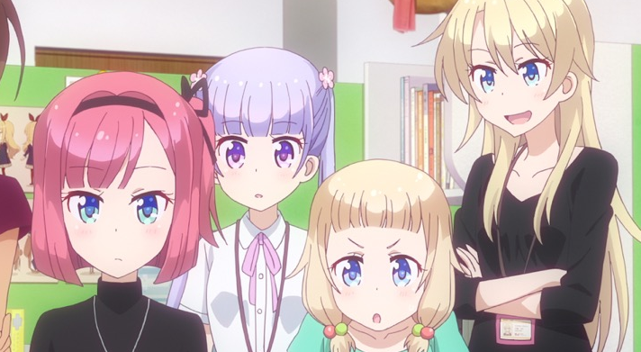 New Game!! Anime Review Episode 9
