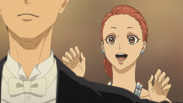 Welcome to the Ballroom Anime Review Episode 16