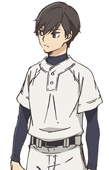 Baseball Anime Ace