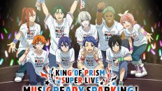 King of Prism Super Live Music Ready Sparking