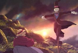 studio ghibli - howl's moving castle