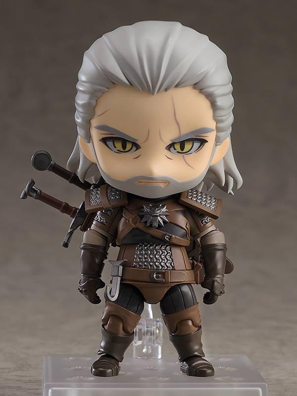 Nendoroid Geralt