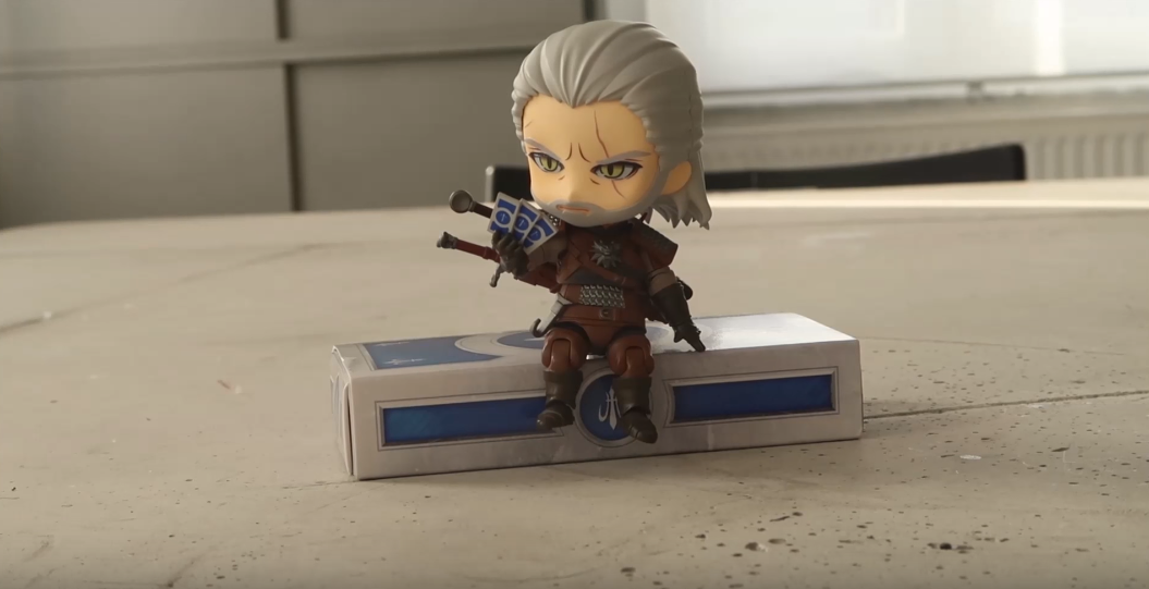 Nendoroid The Witcher 3