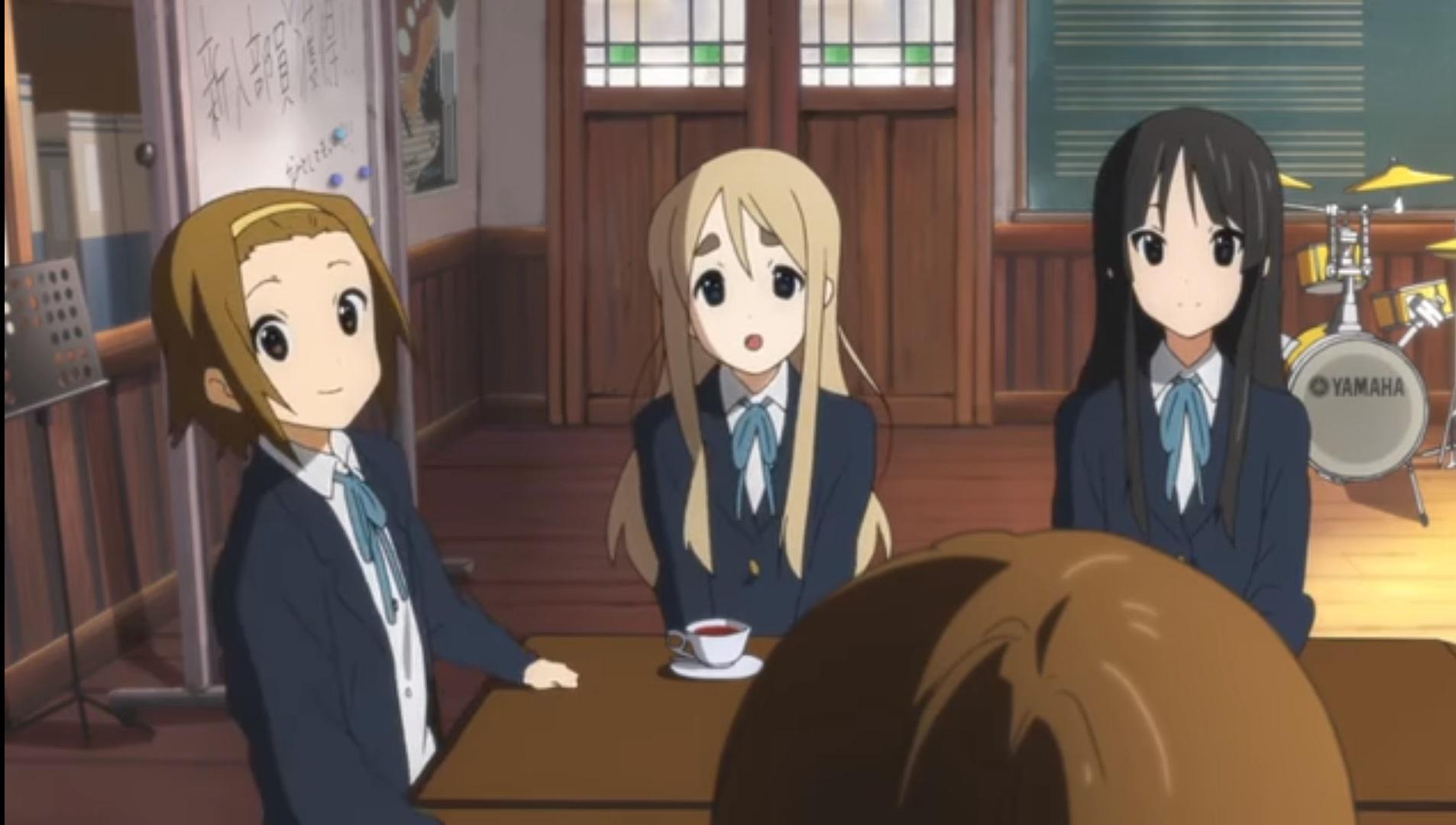k-on anime