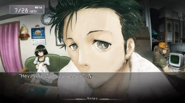 SteinsGate visual novel