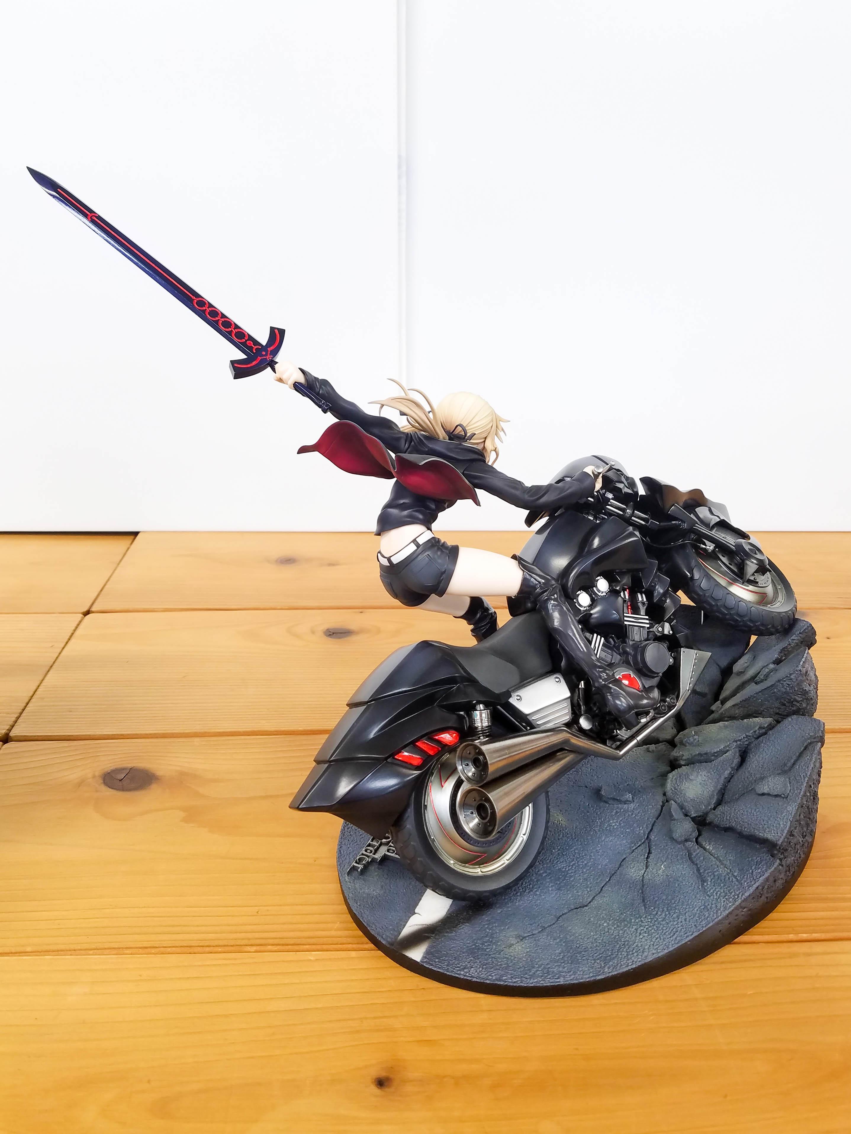 Good Smile Company Fate Saber Motorbike Nendoroid