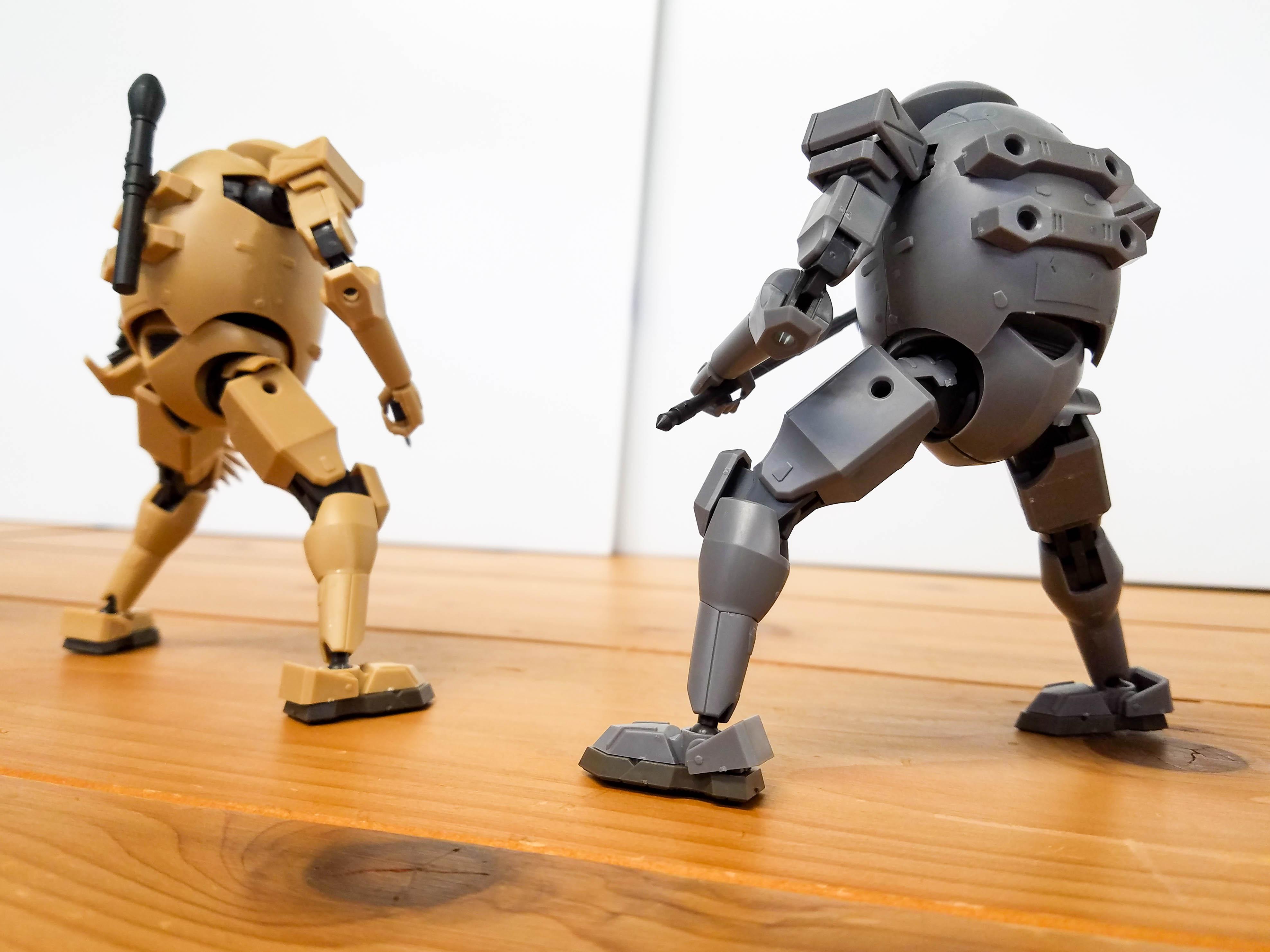 Good Smile Company Robots