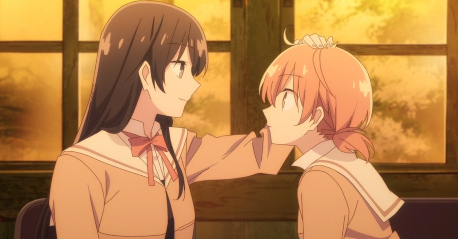 Bloom into you episode 1 review 3