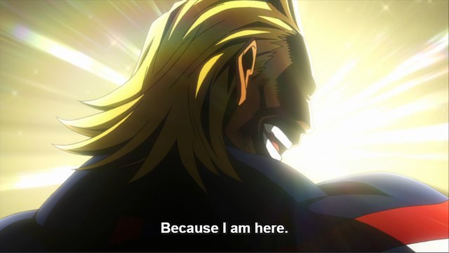 all might i am here