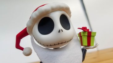 Jack Skellington Nendoroid by Good Smile Company