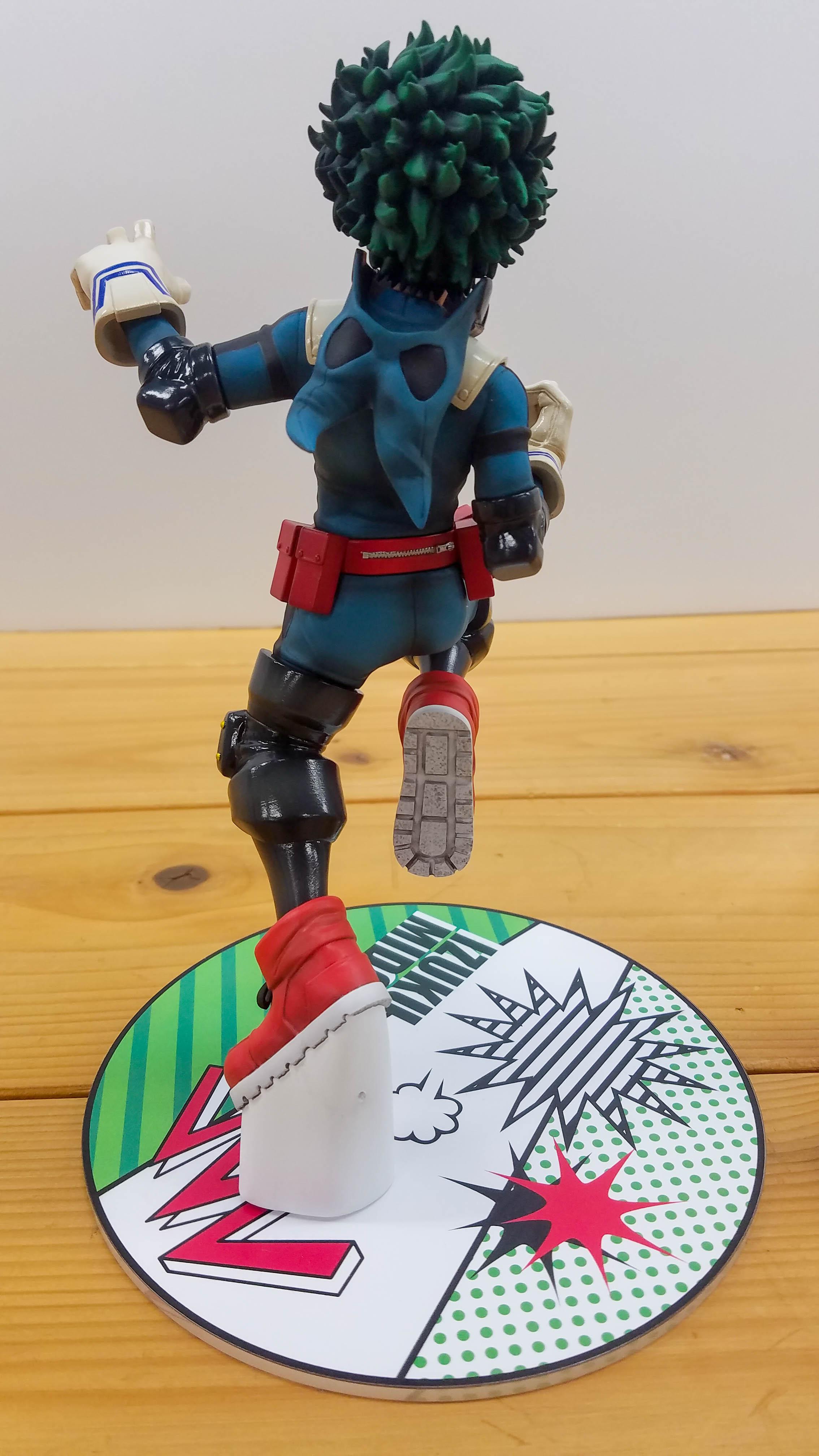 My Hero Academia Izuku Midoriya by Chara-Ani