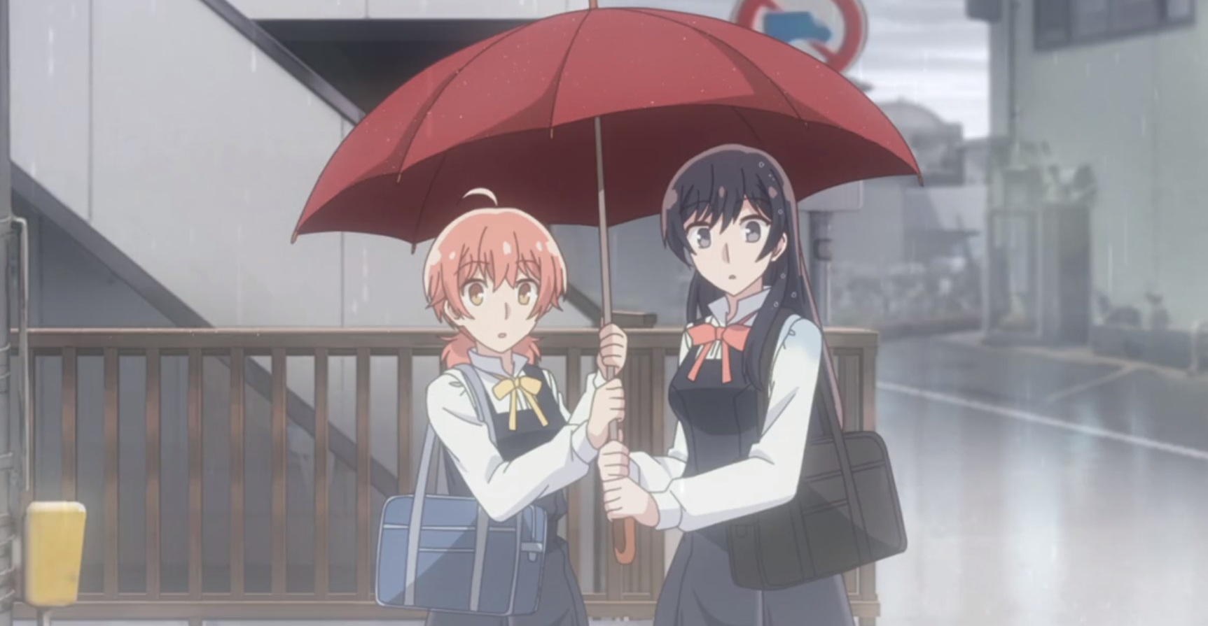 Bloom Into You episode 8 review 2