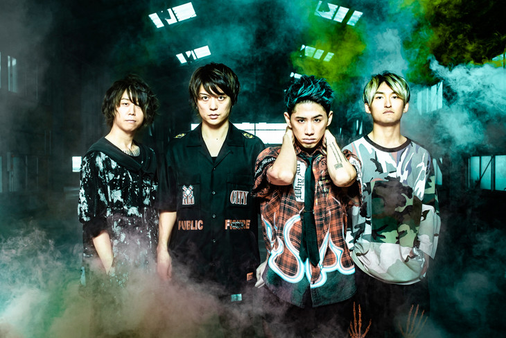 ONE OK ROCK Announces Blu-Ray and DVD Releases - Around Akiba