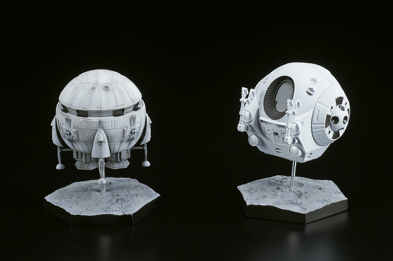 2001: A SPACE ODYSSEY Aries Ib & EVA Pod
