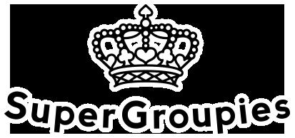 Super Groupies Logo