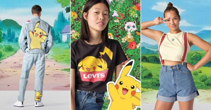 Levix x Pokemon collection