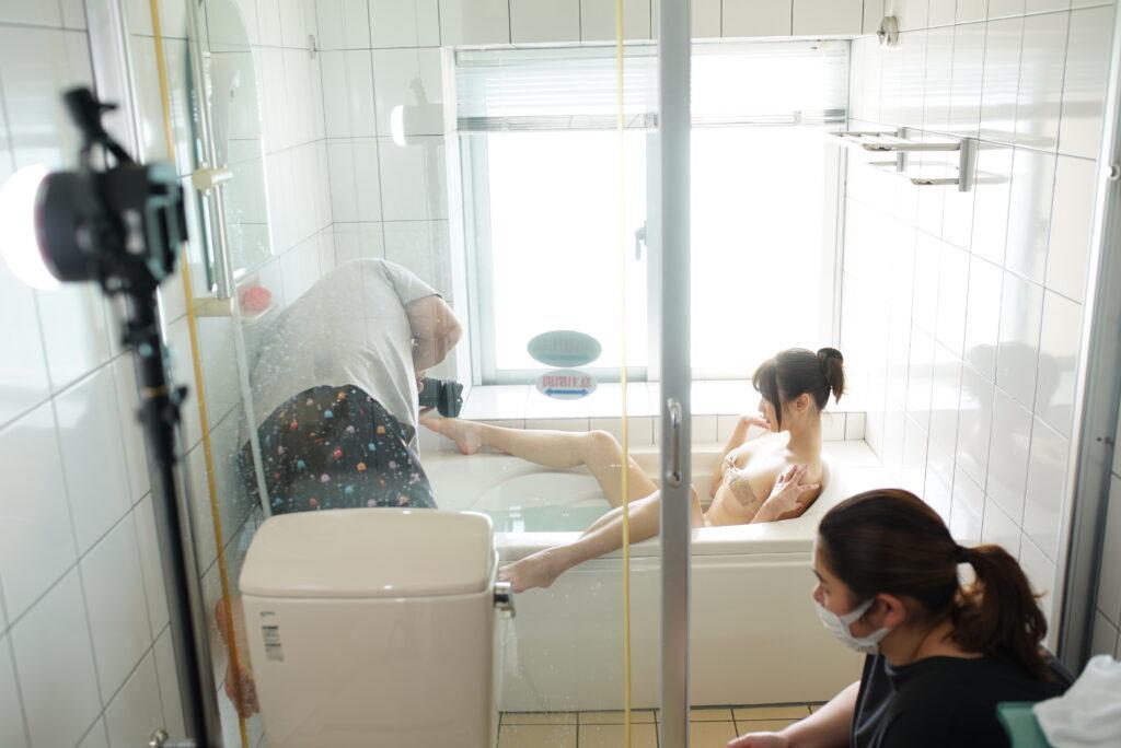 bathtub shooting