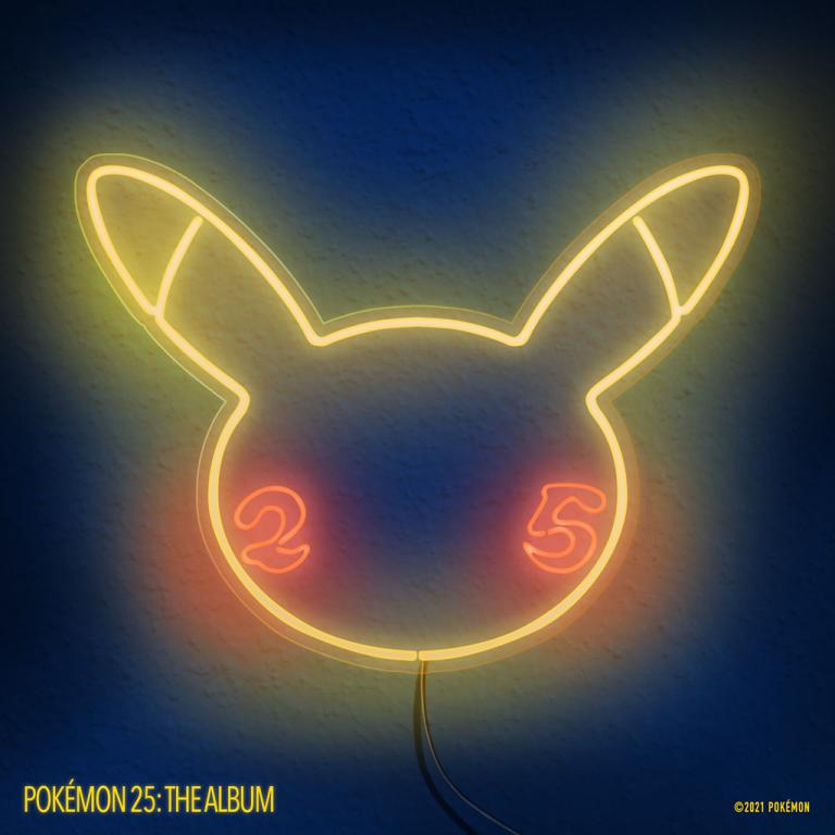 pokémon album collaboration