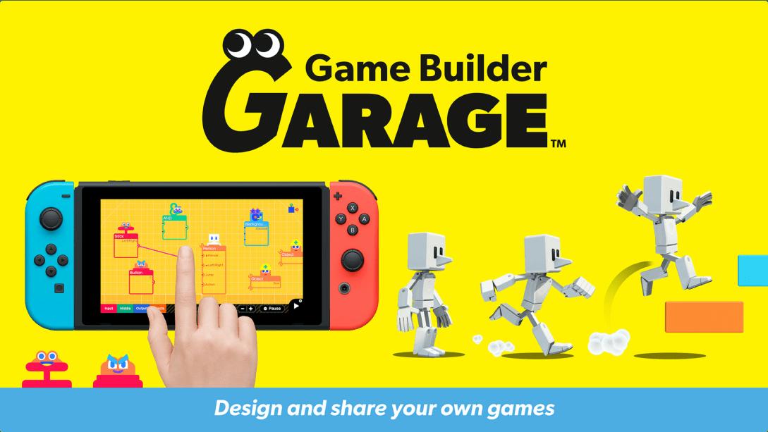 Garage Builder header